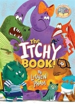 Book cover of ITCHY BOOK