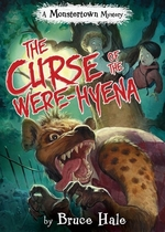 Book cover of CURSE OF THE WERE-HYENA