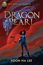 Book cover of DRAGON PEARL
