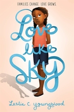 Book cover of LOVE LIKE SKY