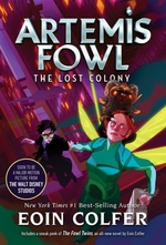 Book cover of ARTEMIS FOWL 05 LOST COLONY