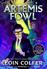 Book cover of ARTEMIS FOWL 01