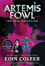Book cover of ARTEMIS FOWL 04 OPAL DECEPTION