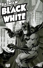 Book cover of BATMAN BLACK & WHITE 01