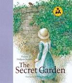 Book cover of SECRET GARDEN