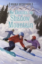 Book cover of DOUBLE DETECTIVES - DANGER ON SHADOW MOU