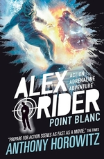 Book cover of ALEX RIDER 02 POINT BLANK