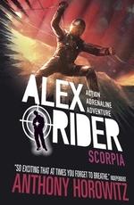 Book cover of ALEX RIDER 05 SCORPIA
