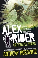 Book cover of ALEX RIDER 08 CROCODILE TEARS