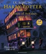 Book cover of HARRY POTTER & THE PRISONER OF AZKABAN