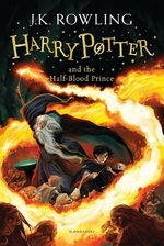 Book cover of HARRY POTTER 06 HALF BLOOD PRINCE