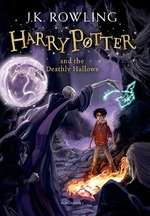 Book cover of HARRY POTTER 07 DEATHLY HALLOWS