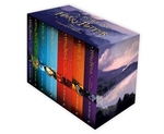 Book cover of HARRY POTTER BOX SET
