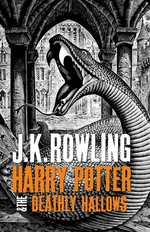 Book cover of HARRY POTTER & THE DEATHLY HALLOWS