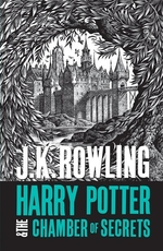 Book cover of HARRY POTTER 02 CHAMBER OF SECRETS