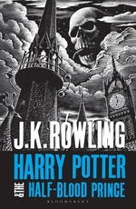 Book cover of HARRY POTTER 06 HALF-BLOOD PRINCE