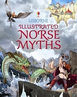 Book cover of ILLU NORSE MYTHS