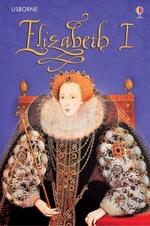 Book cover of QUEEN ELIZABETH 1