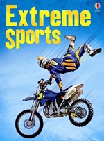Book cover of BEGINNERS PLUS EXTREME SPORTS