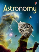 Book cover of ASTRONOMY