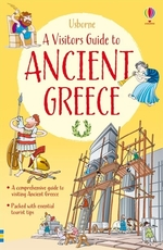 Book cover of VISITOR'S GT ANCIENT GREECE