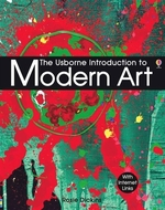 Book cover of INTRODUCTIONS TO MODERN ART