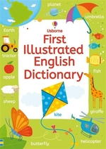 Book cover of 1ST ILLU ENG DICT