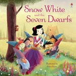 Book cover of SNOW WHITE & THE 7 DWARFS