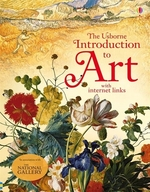 Book cover of INTRO TO ART