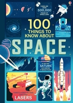 Book cover of 100 THINGS TO KNOW ABOUT SPACE