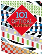 Book cover of 101 OPTICAL ILLUSIONS