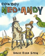 Book cover of COWBOY NED & ANDY