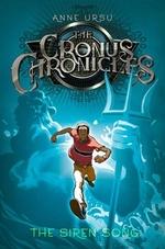 Book cover of CRONUS CHRONICLES 02 - SIREN SONG