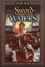 Book cover of SHIELD SWORD & CROWN 02 SWORD OF WATERS