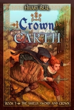 Book cover of SHIELD SWORD & CROWN 03 CROWN OF EARTH