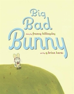Book cover of BIG BAD BUNNY