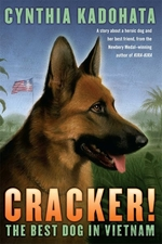 Book cover of CRACKER