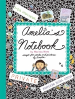 Book cover of AMELIA'S NOTEBOOK