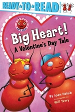 Book cover of BIG HEART - A VALENTINE'S TALE