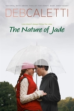 Book cover of NATURE OF JADE