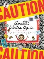 Book cover of AMELIA WRITES AGAIN