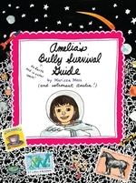 Book cover of AMELIA'S BULLY SURVIVAL GUIDE