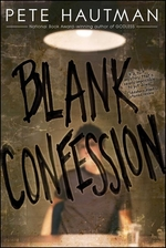 Book cover of BLANK CONFESSION
