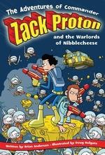 Book cover of ADVENTURES OF COMMANDER ZACK PROTON