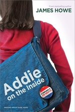 Book cover of ADDIE ON THE INSIDE