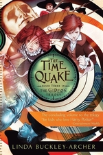 Book cover of GIDEON TRILOGY 03 TIME QUAKE