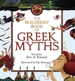 Book cover of MCELDERRY BOOK OF GREEK MYTHS