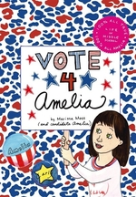 Book cover of VOTE FOR AMELIA
