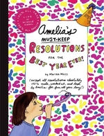 Book cover of AMELIA'S MUST-KEEP RESOLUTIONS FOR THE
