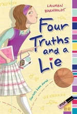 Book cover of 4 TRUTHS & A LIE